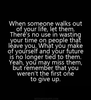 wise quotes giving up on picture 4 people who give up on you