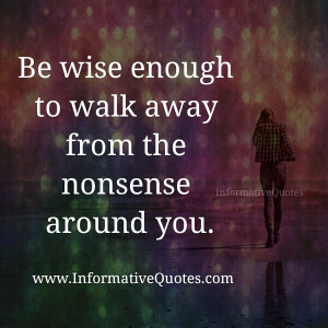 Walk Away From Family Quotes