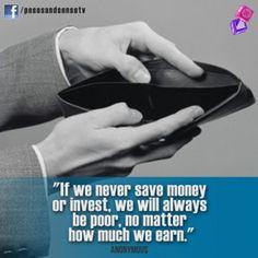 Money Saving Quotes