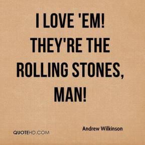 Rolling Stones Quotes