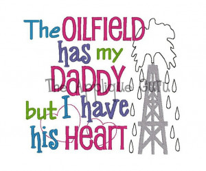 Oilfield for Anna Layce. She needs this shirt