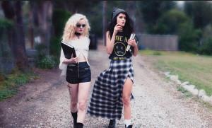 90s Fashion Grunge Girl