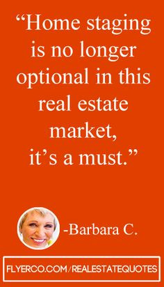 in this real estate market, it's a must. #realestate real estate quote ...