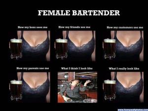 Funny Bartender Quotes Eftersom jag aldrig str p