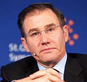 Ivan Glasenberg. Photo: Bloomberg