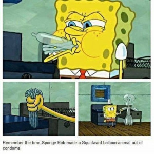 gotta love the dirty jokes in spongebob... LOL, is this real? I have ...
