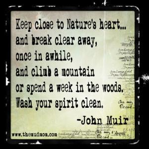 John Muir www.lovehealsus.net