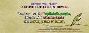 Positive Outlooks   Facebook