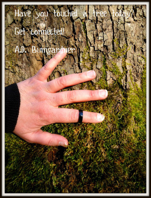 Tree Of Life Quotes And Sayings I am a tree huger.