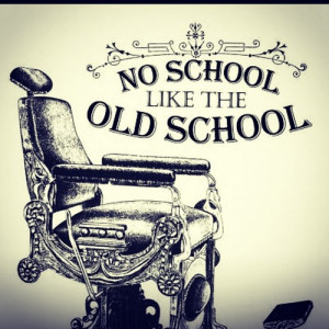 Old School Barber Shop