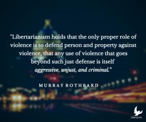 Non Agression Principle