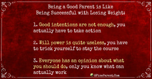 being a good parent quotes
