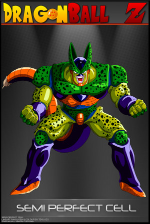 Dragon Ball Cell Dbcproject