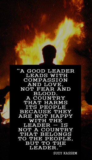 Leadership Quotes Suzy Kassem Pictures, Photos, and Images for ...