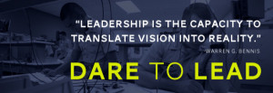 Dare To Lead Leadership Quotes