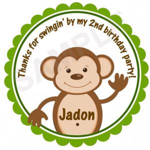 Baby Monkey Clip Art Cute Face