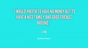 Having No Family Quotes