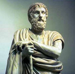 ancient greek poet homer world according to homer homer was an ancient ...