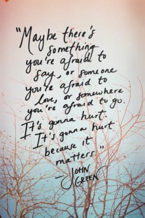 john green, love, quote, quotes, tumblr