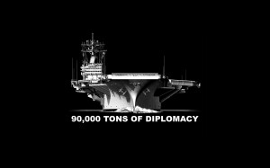 ... BW Aircraft Carrier military ships watercrafts text quotes wallpaper