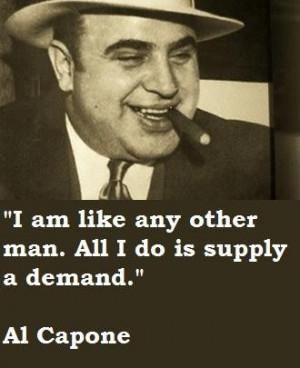 Al capone famous quotes 2