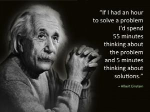 Einstein solving.jpg