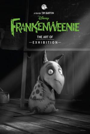 Tim Burton Art Exhibit Tour 2013