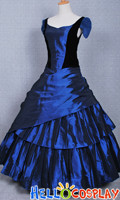 Stardust Costume Yvaine Blue Gown Dress picture