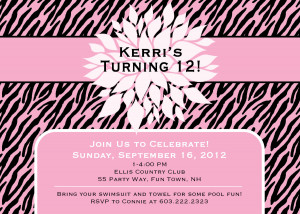 teen girl birthday party invitations 12468showing.jpg