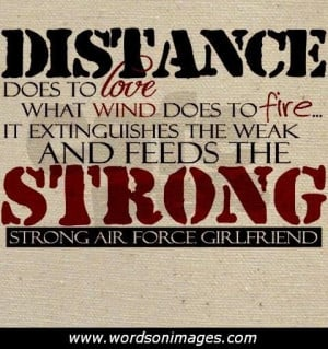 Military love quotes