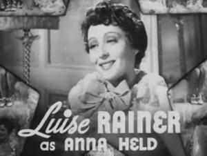 Luise Rainer : I'm 102, I won 2 Academy Awards and I'm holding the ...