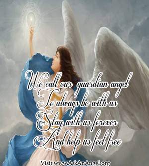 Inspirational Quotes About Guardian Angels