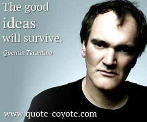 Quentin Tarantino Quotes