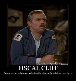 cliff clavin-fiscal cliff-funny story