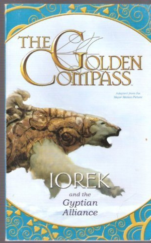 THE GOLDEN COMPASS - Iorek and the Gyptian Alliance