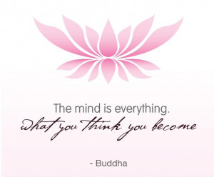 Great Buddha #quote about #mind and successful #life - The mind is ...