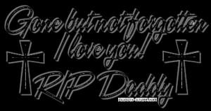 All Graphics » Rip dad