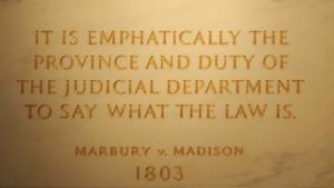 Description Marbury v Madison John Marshall by Swatjester crop.jpg