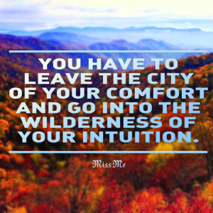 Wilderness Your Intuition