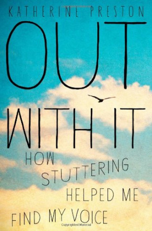 Books about stuttering and the various means to help the stutterer.