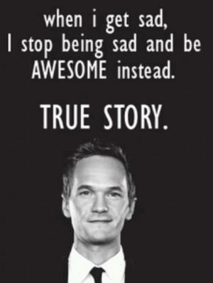 Barney Stinson Too Funny