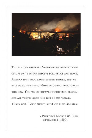 Quotes About September 11th Remembrance