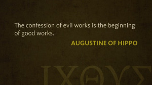 Quote of the Week: Augustine of Hippo