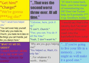 Red Vs Blue Grif Quotes Red vs blue quotes 7 by