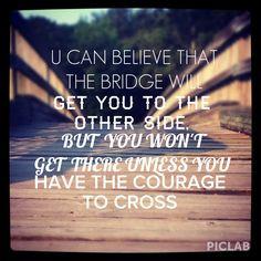 Instagram Quotes Piclab, Helpful Me, The Bridges, Mine Bridges