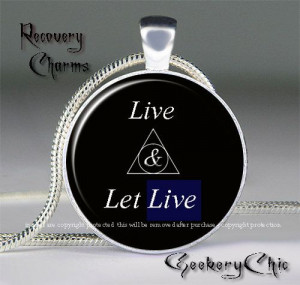... Recovery Serenity Slogans and Sayings by SilverRapture, $11.00