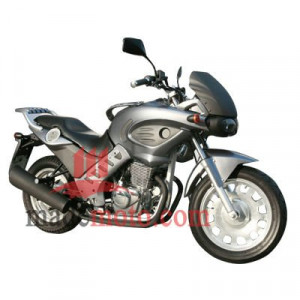 EEC Approved 250cc Scooter Gas Motor Scooter Equipped with 4 Stoke ...