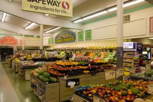 Safeway Produce Department