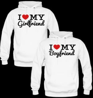 crazy i love my boyfriend hoodie