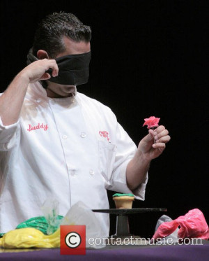 Buddy Valastro Live The Cake Boss